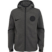 Nike Youth Boston Celtics On-Court Dri-FIT Showtime Full-Zip Hoodie