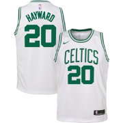 Nike Youth Boston Celtics Gordon Hayward #20 White Dri-FIT Swingman Jersey