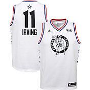 d78a572bdfa Product Image · Jordan Youth 2019 NBA All-Star Game Kyrie Irving White  Dri-FIT Swingman Jersey