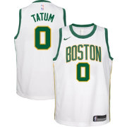 Nike Youth Boston Celtics Jayson Tatum Dri-FIT City Edition Swingman Jersey f68f3254a