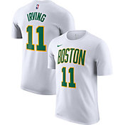 Nike Youth Boston Celtics Kyrie Irving Dri-FIT City Edition T-Shirt