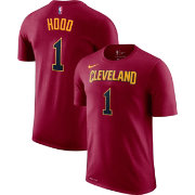 Nike Youth Cleveland Cavaliers Rodney Hood #1 Dri-FIT Burgundy T-Shirt