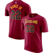 Nike Youth Cleveland Cavaliers Larry Nance Jr. #22 Dri-FIT Burgundy T-Shirt