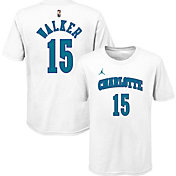 Jordan Youth Charlotte Hornets Kemba Walker Dri-FIT Hardwood Classic T-Shirt