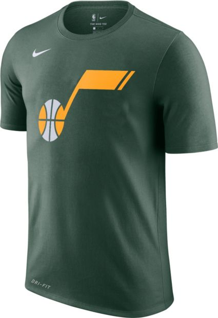 Nike Youth Utah Jazz Dri-FIT Earned Edition T-Shirt  1c402a911