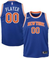 27d67aad06b Nike Youth Full Roster New York Knicks Royal Dri-FIT Swingman Jersey |  DICK'S Sporting Goods