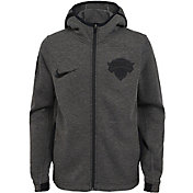 Nike Youth New York Knicks On-Court Dri-FIT Showtime Full-Zip Hoodie
