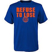 Nike Youth New York Knicks ''Refuse To Lose'' T-Shirt
