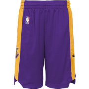 Nike Youth Los Angeles Lakers Practice Shorts
