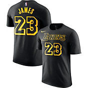Nike Youth Los Angeles Lakers LeBron James Dri-FIT City Edition T-Shirt