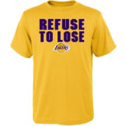 Nike Youth Los Angeles Lakers ''Refuse To Lose'' T-Shirt