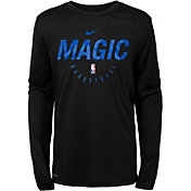 Nike Youth Orlando Magic Dri-FIT Practice Long Sleeve Shirt