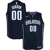 Nike Youth Orlando Magic Aaron Gordon #0 Black Dri-FIT Swingman Jersey
