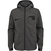Nike Youth Orlando Magic On-Court Dri-FIT Showtime Full-Zip Hoodie