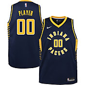 Nike Youth Full Roster Indiana Pacers Navy Dri-FIT Swingman Jersey