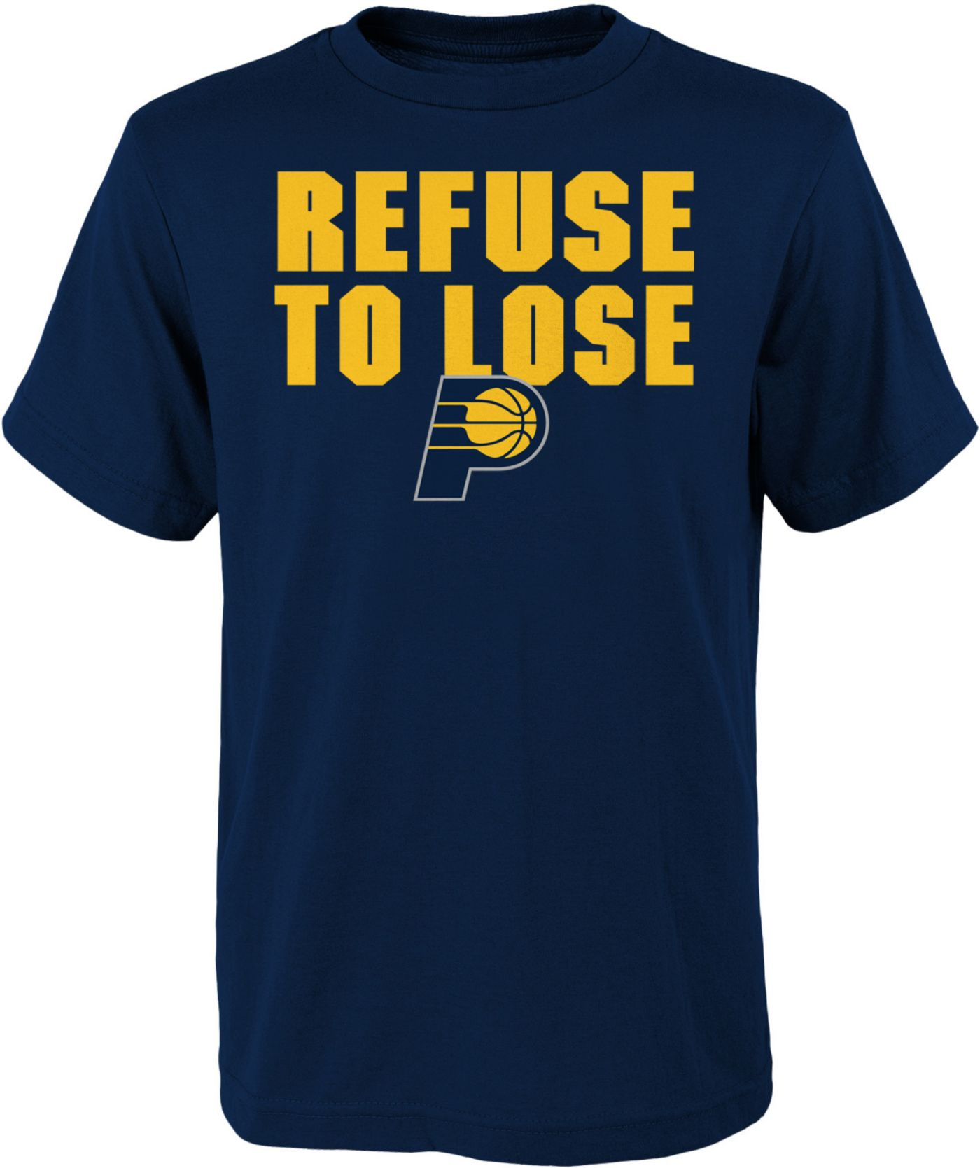 Nike Youth Indiana Pacers ''Refuse To Lose'' T-Shirt