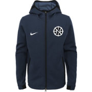 Nike Youth New Orleans Pelicans On-Court Dri-FIT Showtime Full-Zip Hoodie
