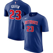 Nike Youth Detroit Pistons Blake Griffin #23 Dri-FIT Royal T-Shirt