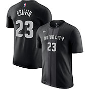 Nike Youth Detroit Pistons Blake Griffin Dri-FIT City Edition T-Shirt