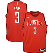 Nike Youth Houston Rockets Chris Paul Dri-FIT Earned Edition Swingman Jersey