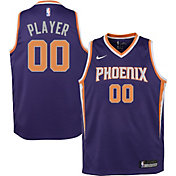 Nike Youth Full Roster Phoenix Suns Purple Dri-FIT Swingman Jersey