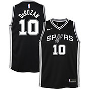 Nike Youth San Antonio Spurs DeMar DeRozan #10 Black Dri-FIT Swingman Jersey