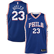 Nike Youth Philadelphia 76ers Jimmy Butler #23 Royal Dri-FIT Swingman Jersey