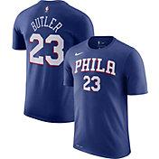c7ffaf561 Product Image · Nike Youth Philadelphia 76ers Jimmy Butler  23 Dri-FIT  Royal T-Shirt