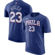 Nike Youth Philadelphia 76ers Jimmy Butler #23 Dri-FIT Royal T-Shirt