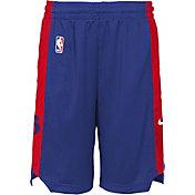 Nike Youth Philadelphia 76ers Practice Shorts