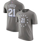 Nike Youth Philadelphia 76ers Joel Embiid Dri-FIT City Edition T-Shirt