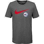 Nike Youth Philadelphia 76ers Dri-FIT T-Shirt
