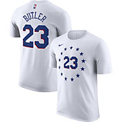 Nike Youth Philadelphia 76ers Jimmy Butler Dri-FIT Earned Edition T-Shirt