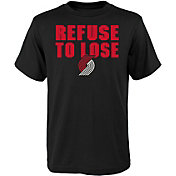 Nike Youth Portland Trail Blazers ''Refuse To Lose'' T-Shirt