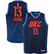 Nike Youth Oklahoma City Thunder Paul George #13 Navy Dri-FIT Swingman Jersey