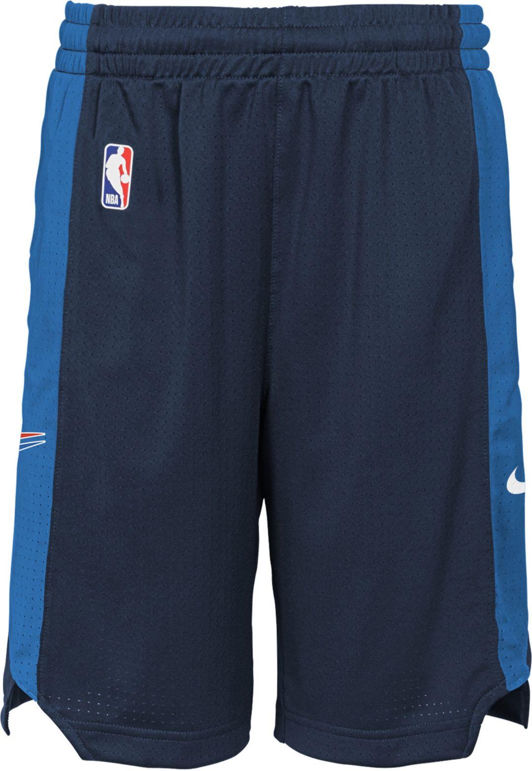 online store 8ec21 aa8e8 Nike Youth Oklahoma City Thunder Practice Shorts