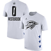 Jordan Youth 2019 NBA All-Star Game Russell Westbrook Dri-FIT White T-Shirt
