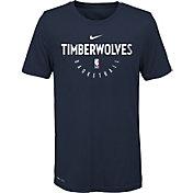 Nike Youth Minnesota Timberwolves Dri-FIT Practice T-Shirt