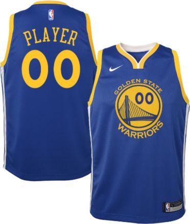 bf8b7f4f Golden State Warriors Kids' Apparel | NBA Fan Shop at DICK'S