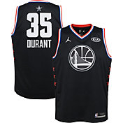 Jordan Youth 2019 NBA All-Star Game Kevin Durant Black Dri-FIT Swingman Jersey