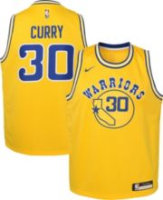 3d650dd07434 Nike Youth Golden State Warriors Steph Curry Dri-FIT Hardwood Classic  Swingman Jersey