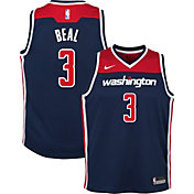 Nike Youth Washington Wizards Bradley Beal #3 Navy Dri-FIT Swingman Jersey