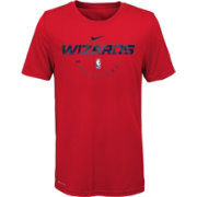 Nike Youth Washington Wizards Dri-FIT Practice T-Shirt
