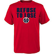 Nike Youth Washington Wizards ''Refuse To Lose'' T-Shirt