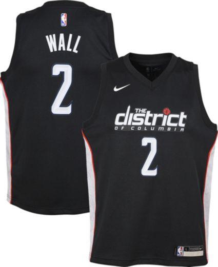 Nike Youth Washington Wizards John Wall Dri-FIT City Edition Swingman Jersey.  noImageFound f9d23e640