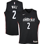 Nike Youth Washington Wizards John Wall Dri-FIT City Edition Swingman Jersey