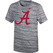 Nike Youth Alabama Crimson Tide Velocity Heather Football Dri-FIT Travel Legend T-Shirt