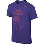 Nike Youth Clemson Tigers Regalia Local T-Shirt