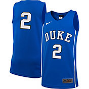 Nike Youth Duke Blue Devils #2 Duke Blue Replica Basketball Jersey
