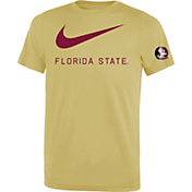 Nike Youth Florida State Seminoles Gold DNA Legend T-Shirt